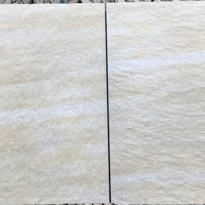 Terrassenplatte beige